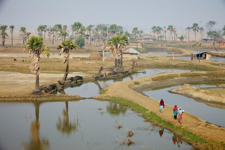 Bangladesh A Changing Climate Richard Wainwright